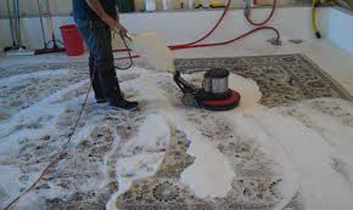 Rug Cleaning Methodology: As Part Of The Cleaning Process, We First Send  The Rug To Our Workshop To Examine And Identify The Type Of Fiber And Its  State To ...